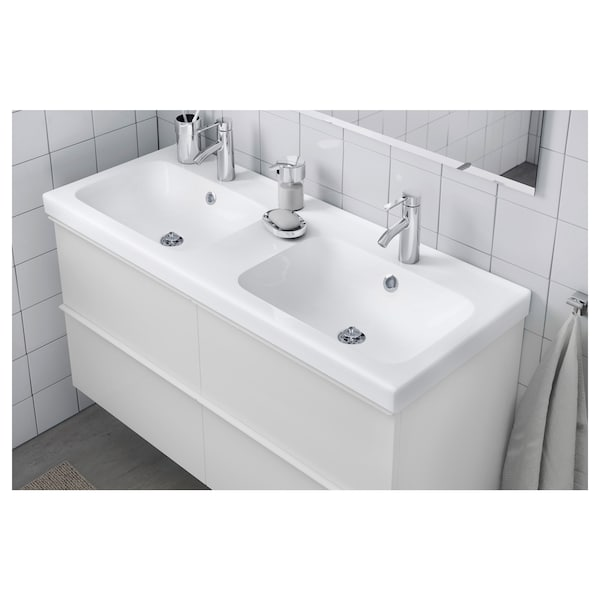 Odensvik Double Bowl Sink 48 3 8x19 1