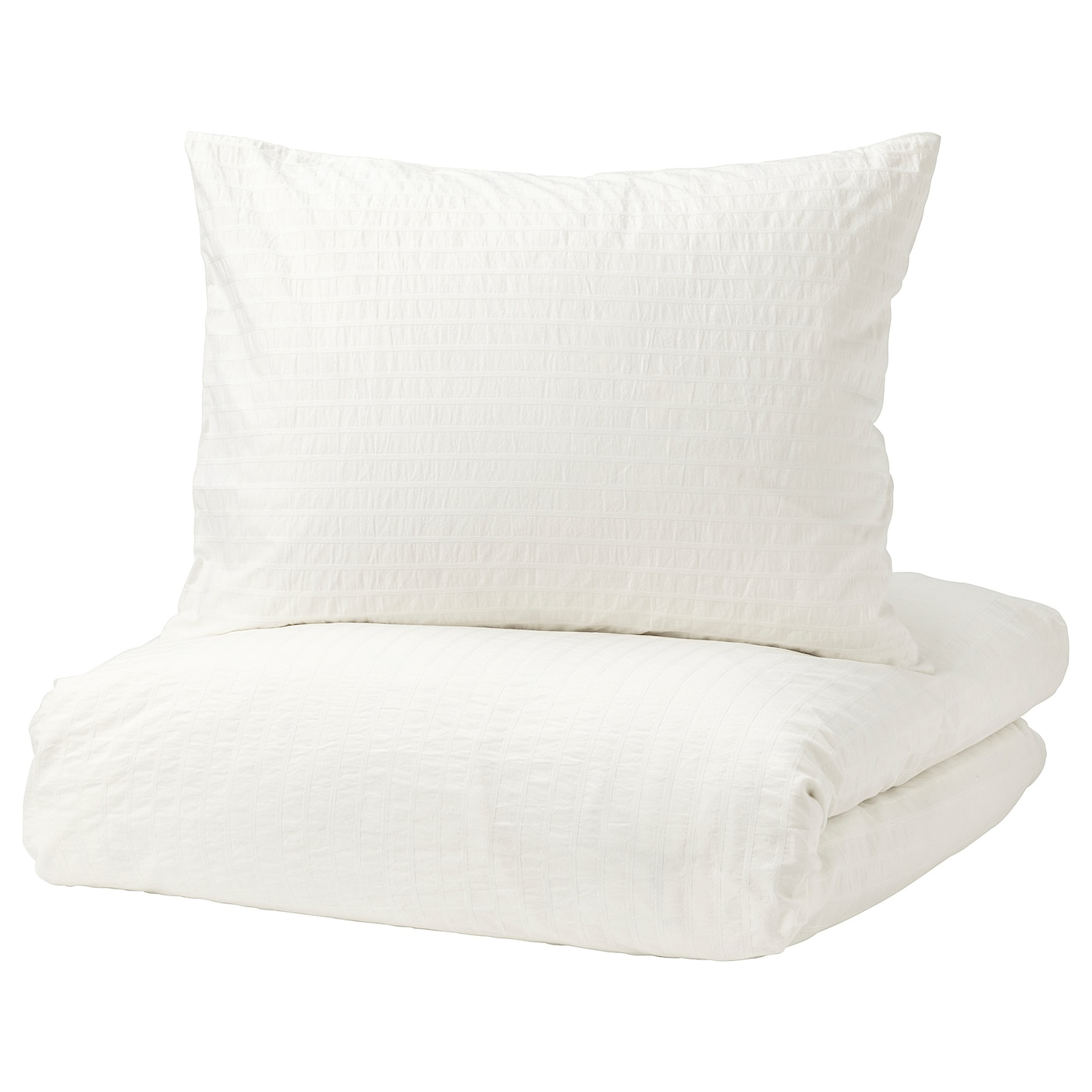 Shop OFELIA VASS Duvet cover and pillowcase from Ikea on Openhaus
