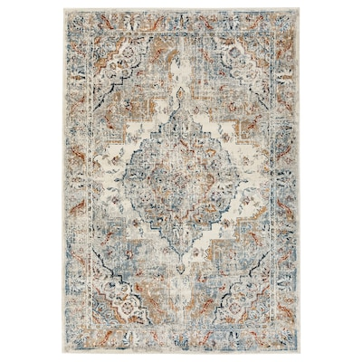 """ONSEVIG Rug, low pile, multicolor, 2 ' 7 """"x3 ' 11 """""""