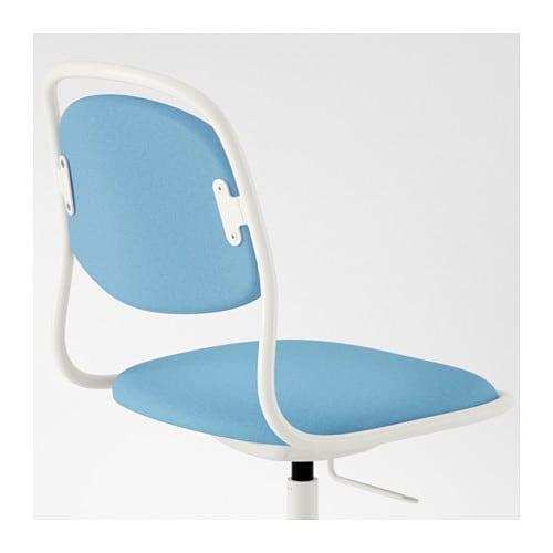 Finest ÖRFJÄLL / SPORREN Swivel chair - IKEA HM34