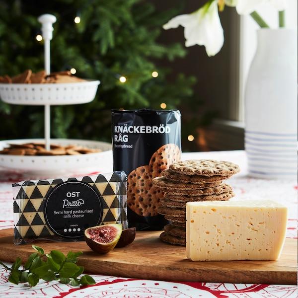 OST PRÄST® Semi-hard cheese