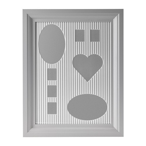 stersl v collage frame for 8 photos ikea. Black Bedroom Furniture Sets. Home Design Ideas