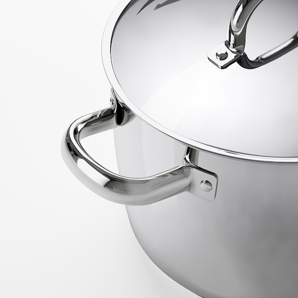 OUMBÄRLIG 7-piece cookware set