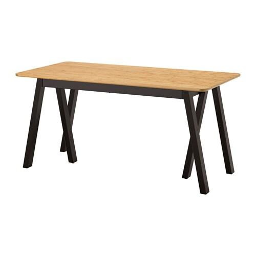 vraryd table grebbestad black ikea. Black Bedroom Furniture Sets. Home Design Ideas
