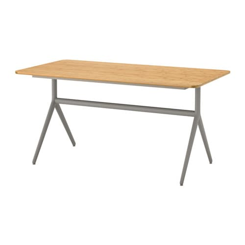 ÖVRARYD Table IKEA Table Top Made Of Bamboo, A Strong And Flexible Material.