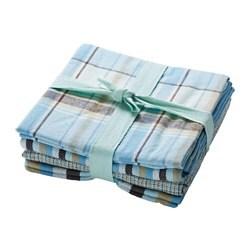 PÄLSMAL - Dish towel, blue