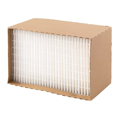 PATRULL Air purifier replacement filter IKEA You need to change the