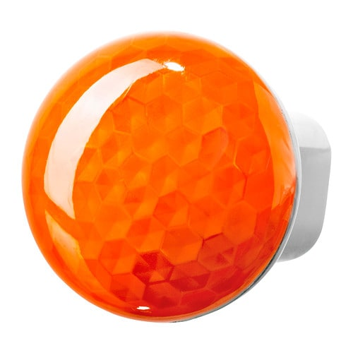 PATRULL Nightlight sensor  orange  IKEA