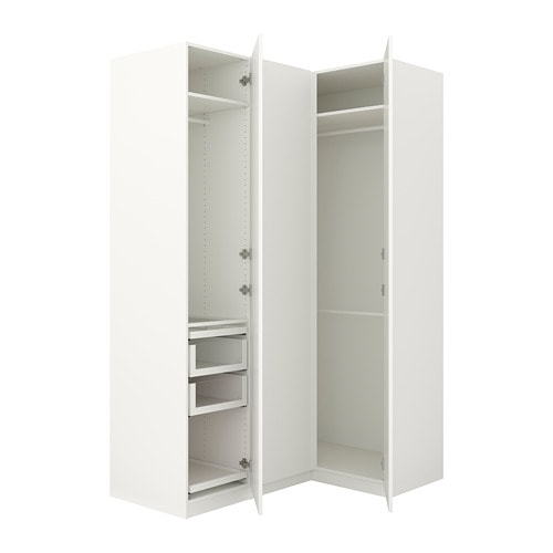 Pax corner wardrobe ikea for Ikea angolare pax