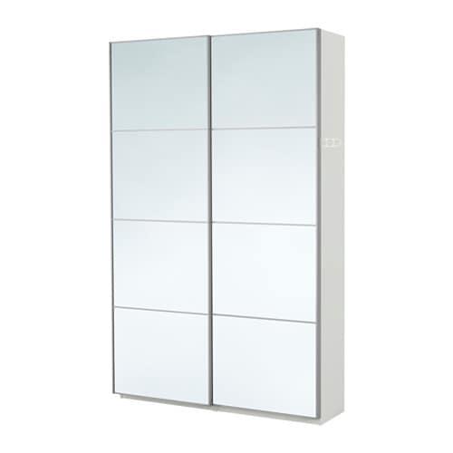 Kvikne wardrobe interior for Miroir 40 cm de large