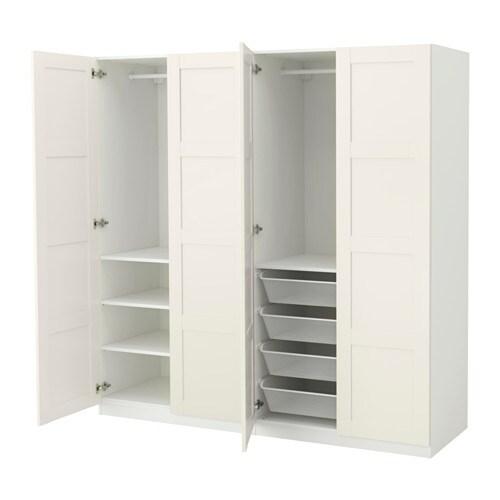 Ikea Pax Kastenwand.Pax Wardrobe 78 3 4x23 5 8x79 1 4 Ikea