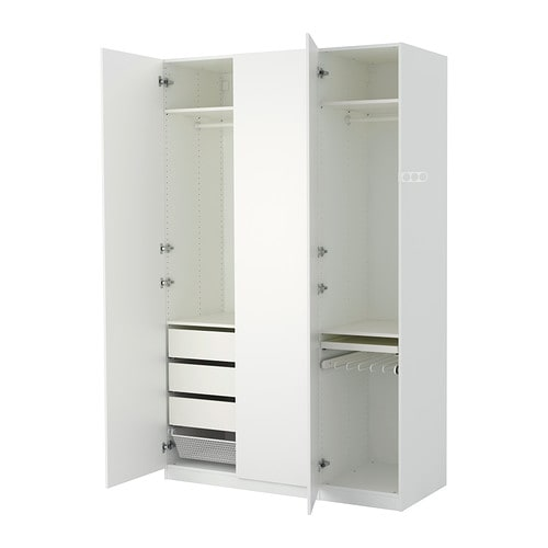 Ikea Tall Cabinet Glass Doors ~ PAX Wardrobe IKEA 10 year Limited Warranty Read about the terms in
