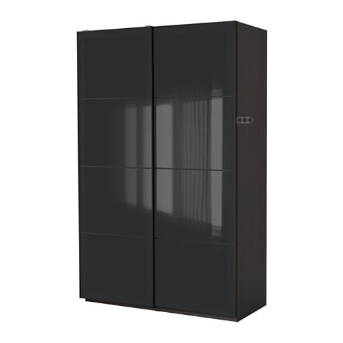 Pax wardrobe 59x26x79 1 4 soft closing damper ikea - Ikea armoire 3 portes ...
