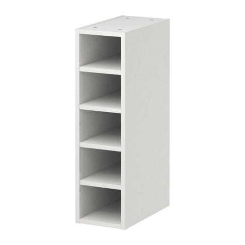 PERFEKT Shelf IKEA Removable shelves make room for items which require additional space vertically.