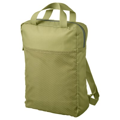 PIVRING backpack green 2 gallon