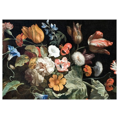 """PJÄTTERYD Picture, Variety of flowers, 39 ¼x27 ½ """""""
