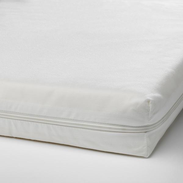 """PLUTTEN Foam mattress for extendable bed, 38 1/4x74 3/4 """""""