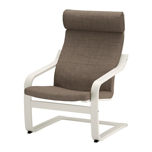 Ikea Poang Chair Living Room: POÄNG Chair