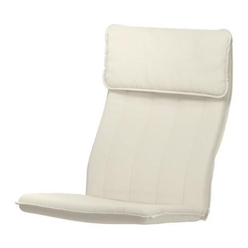 POÄNG Chair cushion - Ransta natural - IKEA