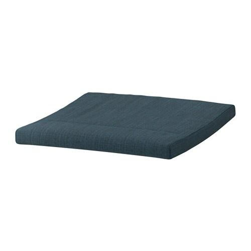 po ng ottoman cushion hillared dark blue ikea. Black Bedroom Furniture Sets. Home Design Ideas