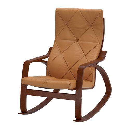 po ng rocking chair seglora natural ikea. Black Bedroom Furniture Sets. Home Design Ideas