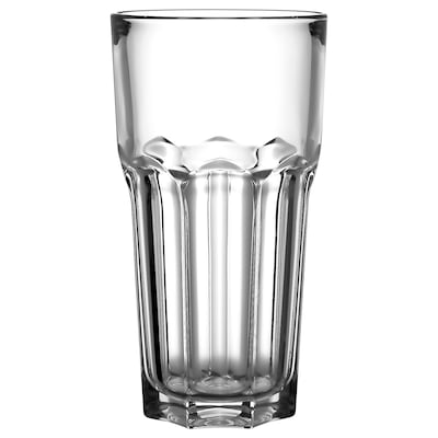 POKAL Glass, clear glass, 22 oz