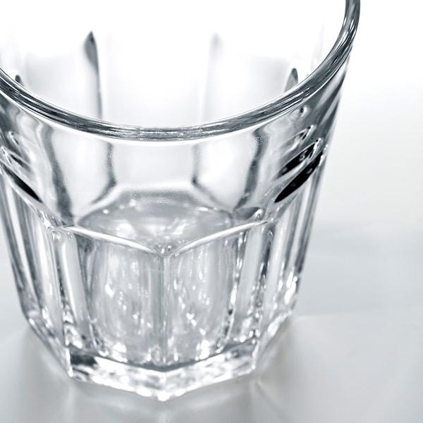 POKAL Glass, clear glass, 9 oz