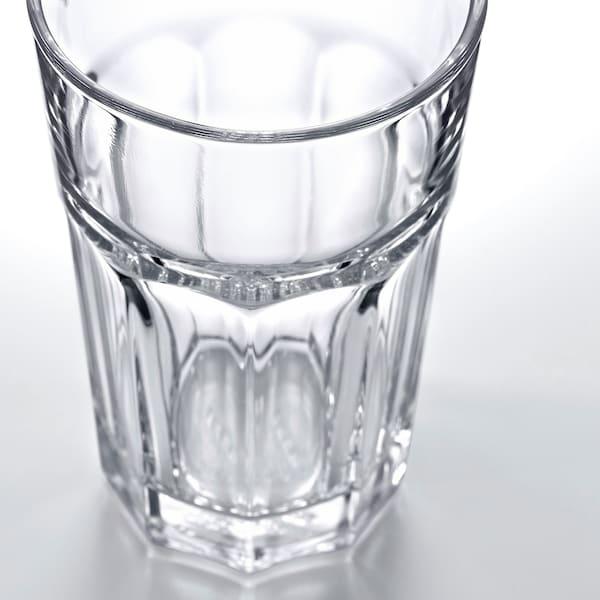 POKAL Glass, clear glass, 12 oz