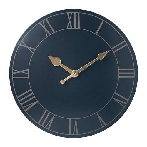 Pollett Wall Clock Ikea
