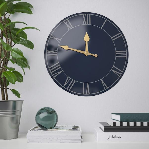 IKEA POLLETT Wall clock