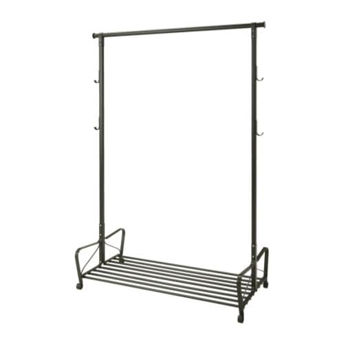 portis clothes rack ikea. Black Bedroom Furniture Sets. Home Design Ideas