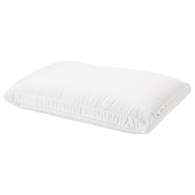 PRAKTVÄDD Ergonomic pillow, side sleeper, Queen