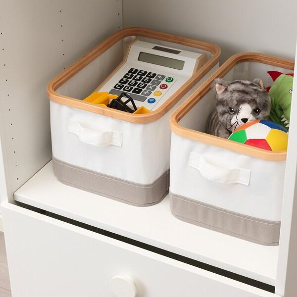 "RABBLA Box with lid, 9 ¾x13 ¾x7 ¾ """