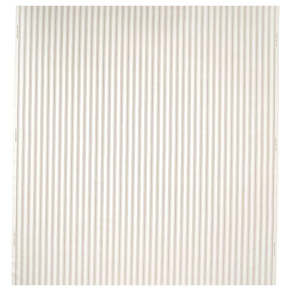 """RADGRÄS Fabric, white/beige stripe, 59 """""""