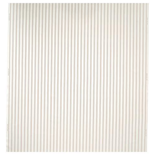 "RADGRÄS fabric white/beige stripe 0.75 oz/sq ft 59 """