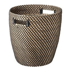 RÅGKORN plant pot, indoor/outdoor natural