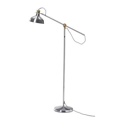 RANARP Floor/reading Lamp With LED Bulb
