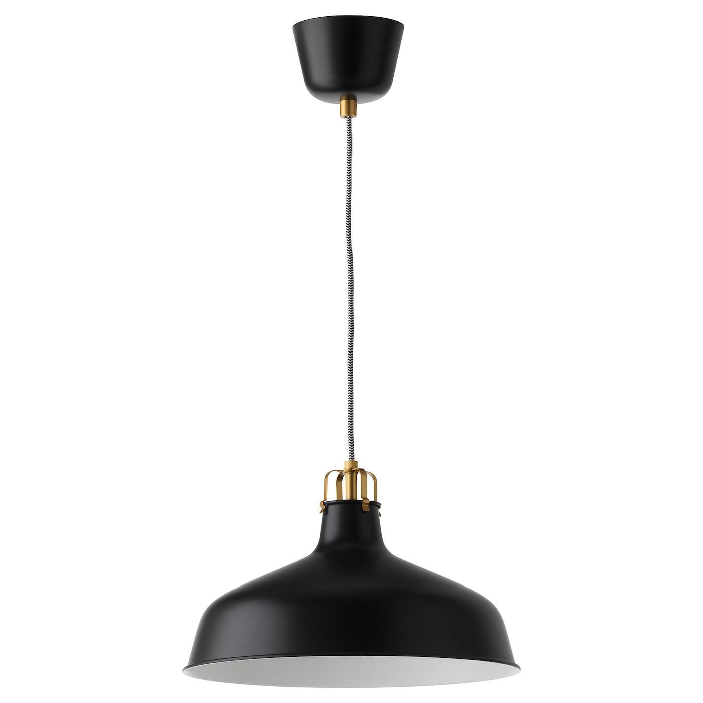 Ranarp Pendant Lamp Black 15 Ikea