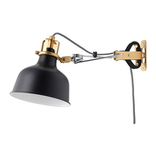 Ranarp wallclamp spotlight ikea ranarp wallclamp spotlight aloadofball Image collections