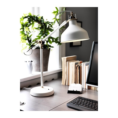 RANARP Work Lamp With LED Bulb   IKEA