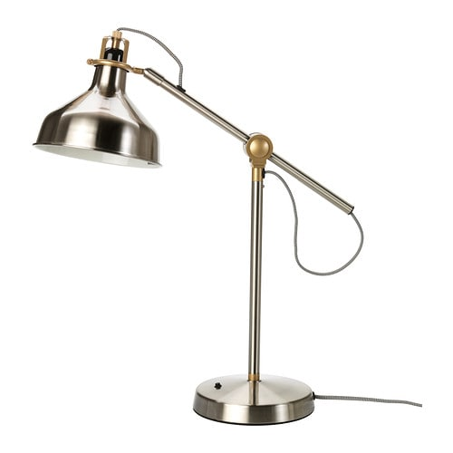 Ikea Floor Lamp Not Working ~ RANARP Work lamp IKEA You can easily direct the light where you want