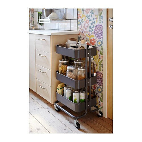 Ikea Console Table Over Bed ~ Utility Cart Laundry Room Design Ideas and Suggestions  Stylish Home