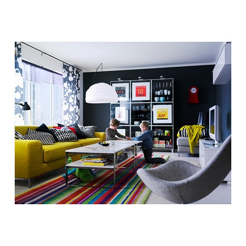 REGOLIT Floor lamp with LED bulb - IKEA:,Lighting