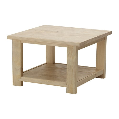 Rekarne coffee table ikea - Table carree ikea ...