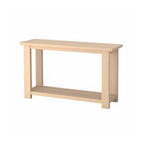 Rekarne console table ikea - Table a manger console ...