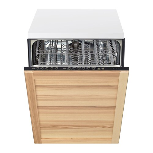 RENLIG Built In Dishwasher With Door   Bodbyn Gray   IKEA