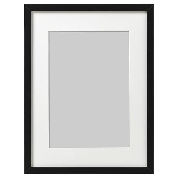 "RIBBA Frame, black, 12x16 """