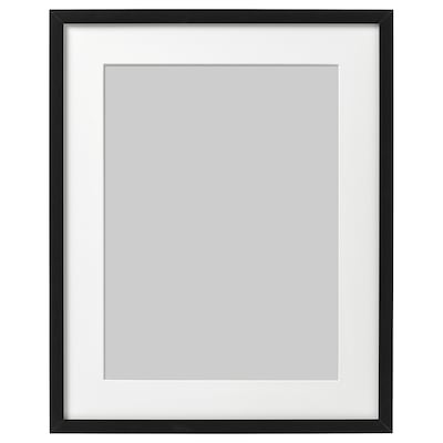 RIBBA Frame, black, 16x20 ""