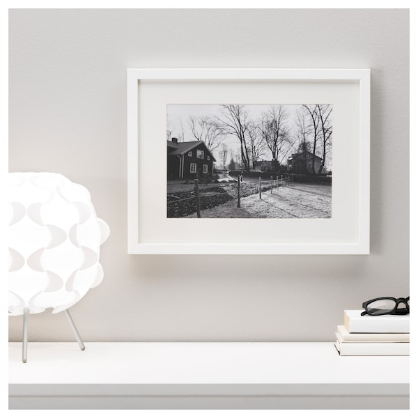 "RIBBA Frame, white, 16x20 """