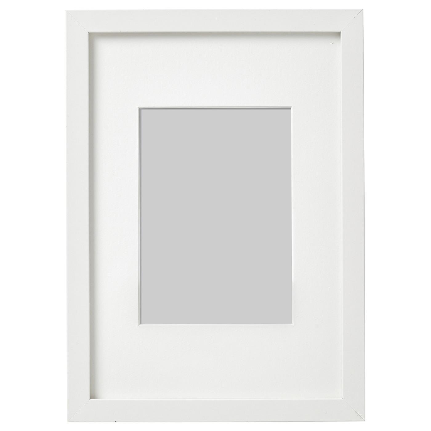 RIBBA - Frame, white